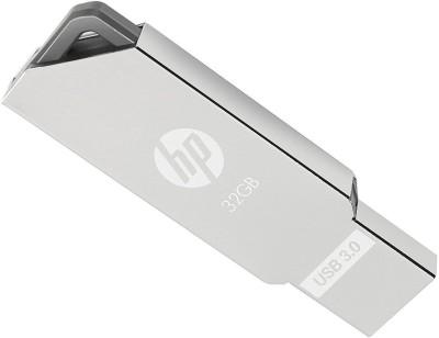 HP X740W 32 GB Metal Pendrive USB 3.0 Flash Drive (Silver) 32 GB Pen Drive