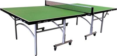 Stag Elite Green Top Table Tennis Kit