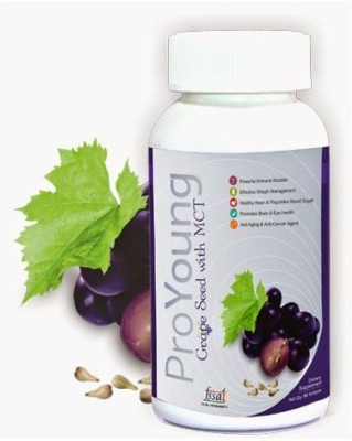 Pro Grape Seed Extract with MCT (60 no) Health Care Appliance Combo
