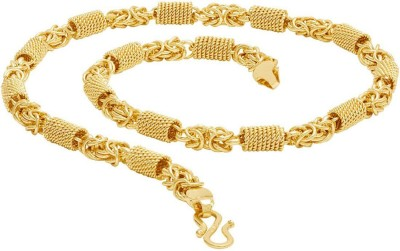 Voylla Gold-plated Plated Brass Chain