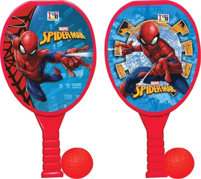 Marvel my first plastic racket set