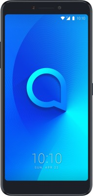 Alcatel 3V (Spectrum Black, 32 GB)