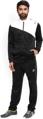 REEBOK Solid Men's Track Suit