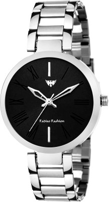 Fadiso Fashion FF05011-BK Ladies Exclusive Met Solo Design Imperial Series Watch  - For Women