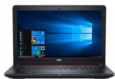 Dell Inspiron 15 5000 Core i5 7th Gen - (8 GB/1 TB HDD/128 GB SSD/Windows 10 Home/4 GB Graphics) 5577 Gaming Laptop