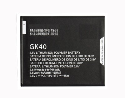 G-TONG Mobile Battery For (2800 mAh) GK40 Compatible For MOTOROLA MOTO G4 Play