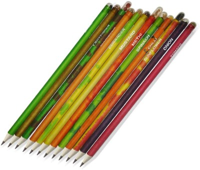 Dizionario Plantable pencils with seeds in eco friendly wood Pack of 12 Pencil
