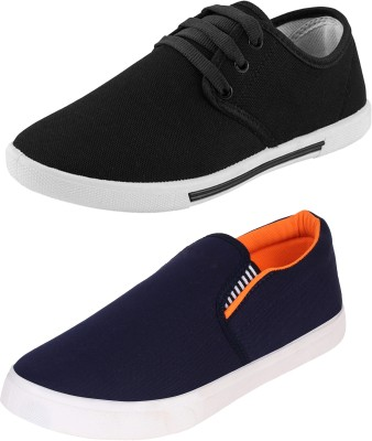 Shoefly Combo-(2A)-349-486 Loafers Sneakers For Men