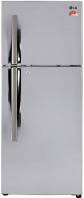 LG 260 L Frost Free Double Door 4 Star Refrigerator