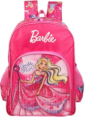 Barbie with Wand 14' ' School Bag