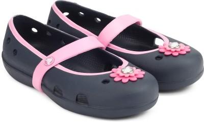 Crocs Girls Slip-on Mary Janes