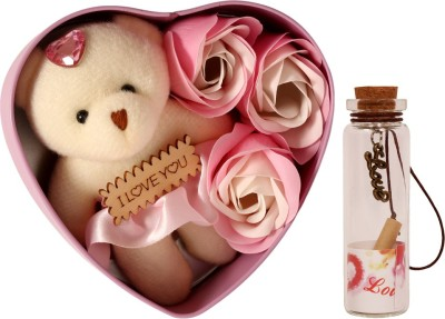 HOMOKART LOVE PACKET + 1 Showpiece, Message Pills Gift Set