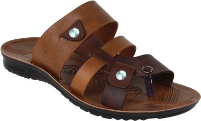 Oricum Men Brown Sandals