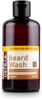 Ustraa Beard Wash for Men - 200 ml