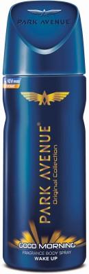 Park Avenue Good Morning Freshnes Deodorant Spray  -  For Men