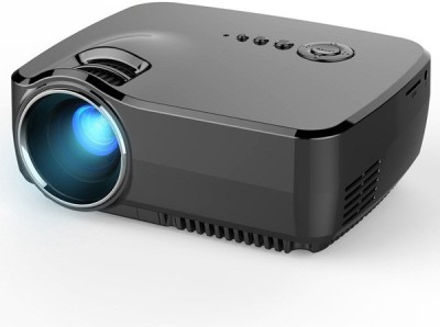 vivibright GP70 LED Projector 1200 lumens (800*480 )Multimedia Beamer Mini Portable 1080p Portable Projector