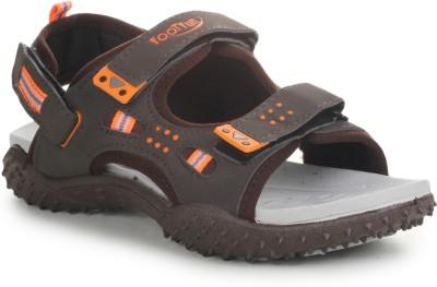 Footfun by Liberty Boys & Girls Velcro Sports Sandals