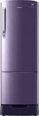Samsung 255 L Direct Cool Single Door 4 Star Refrigerator with Base Drawer