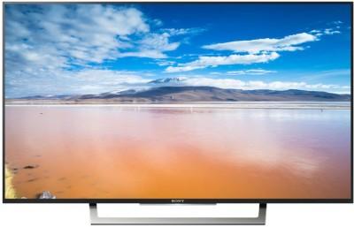 Sony 108cm (43 inch) Ultra HD (4K) LED Smart TV