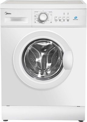 Midea 6 kg Fully Automatic Front Load Washing Machine White