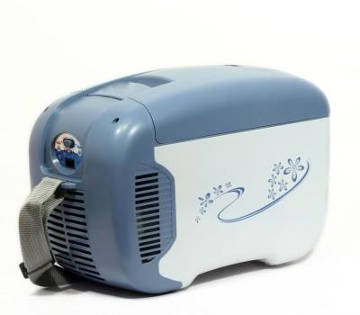 Shrih SHV-1255 Cool And Warm Car Portable Travel Fridge 4 L Car Refrigerator