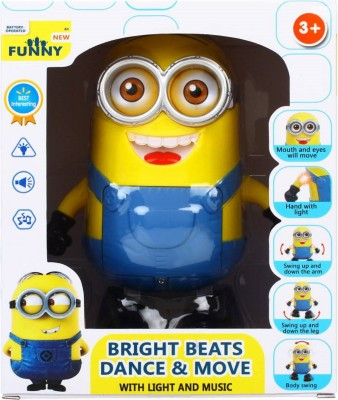 toy global SINGING AND DANCING MINION