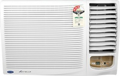 Carrier 1 Ton 3 Star BEE Rating 2018 Window AC  - White