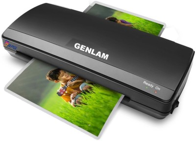 RPGlami Genlam A4 Laminator Fully Automatic for Document/ Photo/ ID/ Hand Card Home & Office 9.4 inch Lamination Machine
