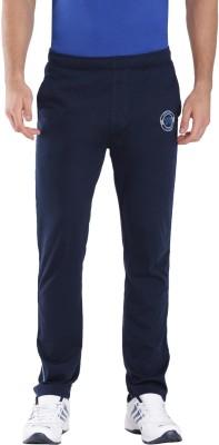 Jockey Solid Men Blue Track Pants