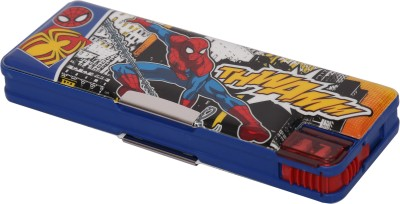 Marvel SPIDERMAN SPIDERMAN Art PLASTIC Pencil Box