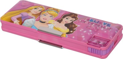 Disney PRINCESS PRINCESS Art PLASTIC Pencil Box