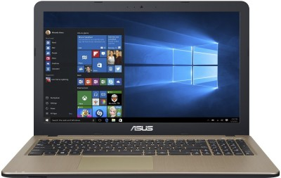 Asus APU Dual Core E1 - (4 GB/500 GB HDD/Windows 10 Home) X540YA-XO547T Laptop