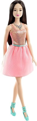 Barbie Coral Dress