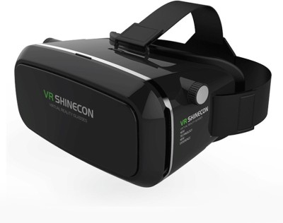ALONZO Shinecon VR 3D Glasses New Style high Definition Lighting and zoombale Virtual Reality
