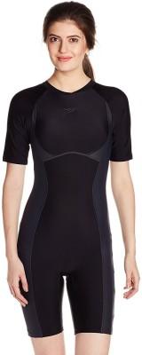 Speedo SPEEDO ESSENTIAL SPLICED KNEESUIT Applique Women Swimsuit