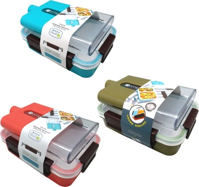 Tuelip Lunch Box Set 2 Containers Lunch Box