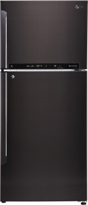 LG 437 L Frost Free Double Door 4 Star Convertible Refrigerator