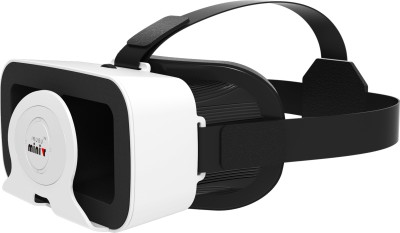 Irusu Mini VR box headset with 42mm HD lenses for all mobiles