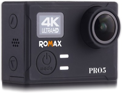 Romax Pro 5 Pro 5 Sports and Action Camera