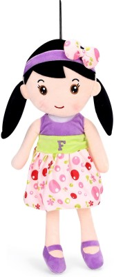 My Baby Excels Plush Doll Floral Print (F) 30 cm  - 30 cm