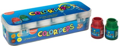 Maped Color'Peps Poster 12 Shade Plastic Box