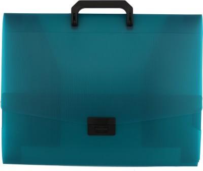 BB Plastic File Bag Sea Blu Seperator