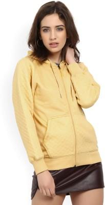 Fort Collins Full Sleeve Solid Women's Sweatshirt