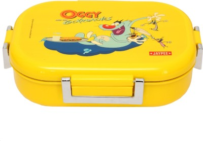 Jaypee Missteel Oggy 1 Containers Lunch Box