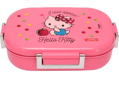 Jaypee Missteel Hello Kitty 1 Containers Lunch Box