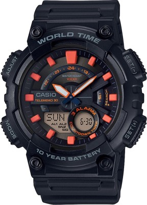 Casio AD221 Youth Combination Watch  - For Men