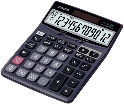 Casio DJ-120D Desktop Basic  Calculator