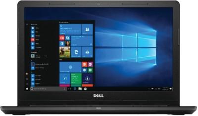 Dell Inspiron 15 3000 APU Dual Core E2 7th Gen - (4 GB/1 TB HDD/Windows 10 Home) 3565 Laptop
