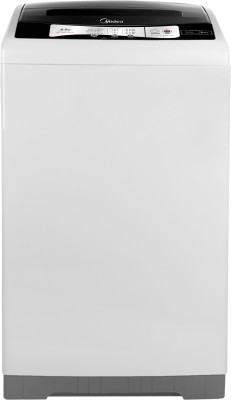 Midea 6.5 kg Fully Automatic Top Load Washing Machine Grey