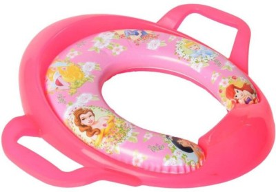 Kidoyzz Soft Cushion Comfortable Potty Trainer Seat for Potty Training Seat with Support Handles for kids KDBYPS063 Potty Seat